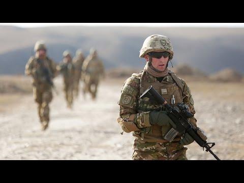 OVERWERK -  Daybreak (Military Music Video)