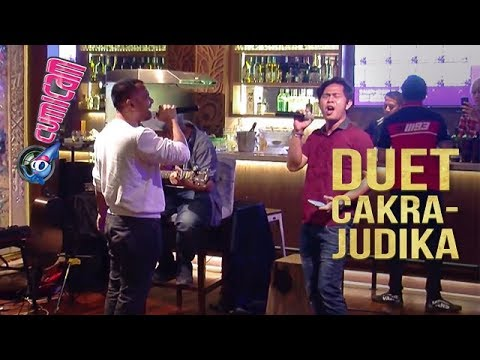 Duet Judika dan Cakra Khan Bikin Merinding - Cumicam 26 Juli 2018