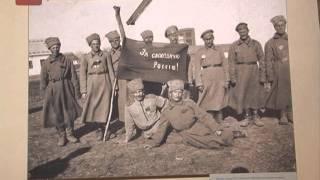 В конференц зале Музея изобразительных искусств открылась выставка Великая война без рету