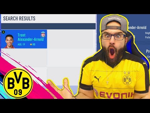 BEST SWAP TRANSFER EVER!!  FIFA 19 DORTMUND Career mode #02
