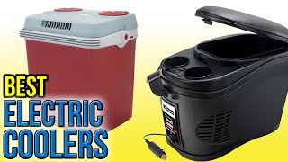 10 Best Electric Coolers 2016