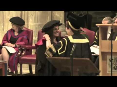 University of Kent, PhD Graduation, 2013, Dr. Smith