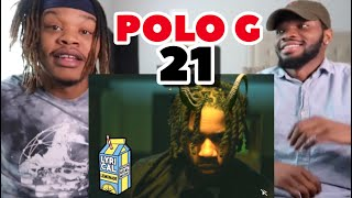 Polo G - 21 (Dir. by @_ColeBennett_) - REVIEW