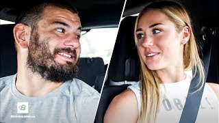 Mat Fraser & Brooke Wells Drop In Unsuspecting CrossFit Gym