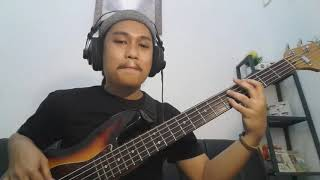 Dilema - Lalahuta (Bass Cover)