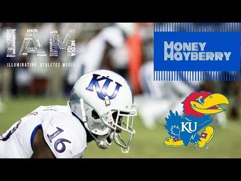 "Kyle ""Money"" Mayberry | University Of Kansas DB | Sophomore Season Highlights"