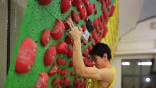Pareti Sala Training - allenamento con Michele Caminati