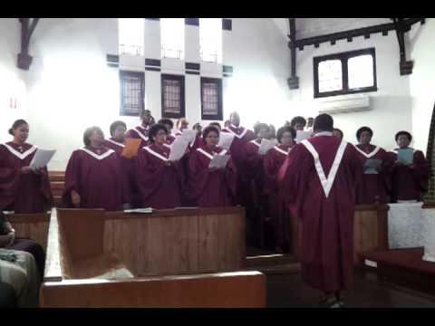 Canterbury Church Choir.Tamai Keimami ,Me Dokai
