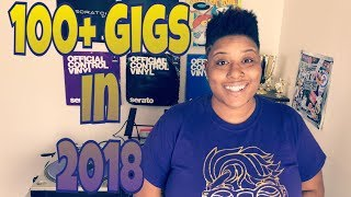 HOW TO GET 100 GIGS IN 2018!!! | DJ Tips | #LiXxerExperience TV