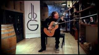 bGd | Atanas Ourkouzounov - Sonata no. 1 for Guitar Solo
