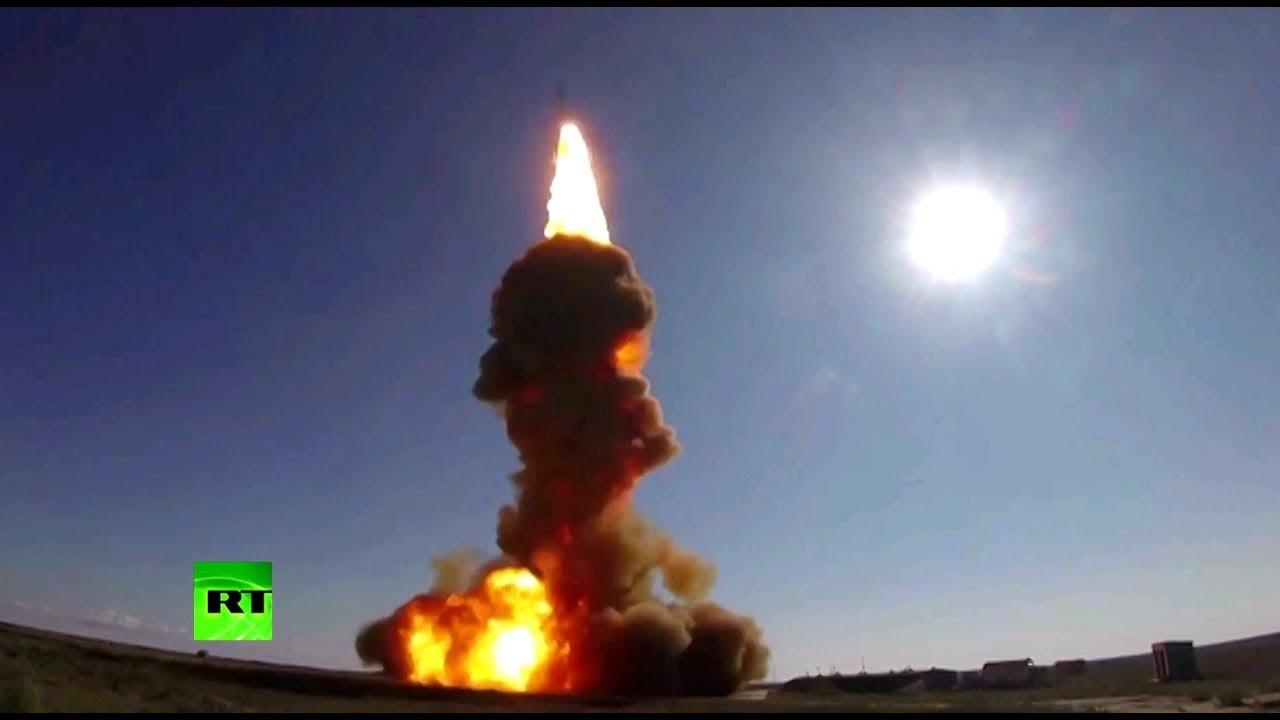 ВКС России выполнили пуск новой противоракеты