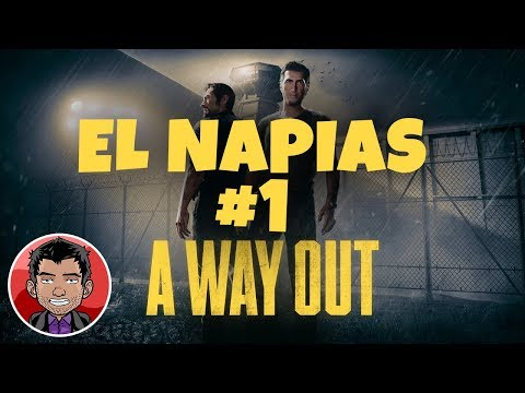 EL NAPIAS | A Way Out #1 coop Internet | UltraWide | GamePla