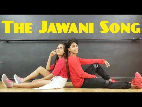 THE JAWAANI SONG - STUDENT OF THE YEAR 2   DHARMESH NAYAK CHOREOGRAPHY   BOLLYWOOD DANCE   Ft.SHIKHA