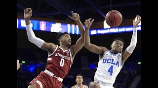 KZ Okpala Stanford Cardinals vs UCLA  LOTTERY PICK POTENTIAL  Next Ones