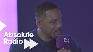 Andy Bush meets Will Smith | Full Interview