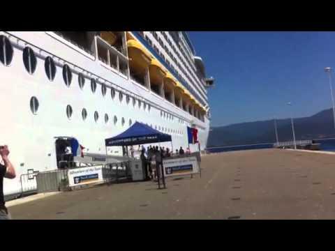 After d Ajaccio, Corsica excursion...