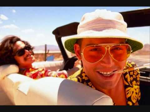 Fear and Loathing In Las Vegas Soundtrack Compilation