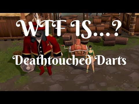WTF is... Deathtouched Darts? - Best uses for Deathtouched darts