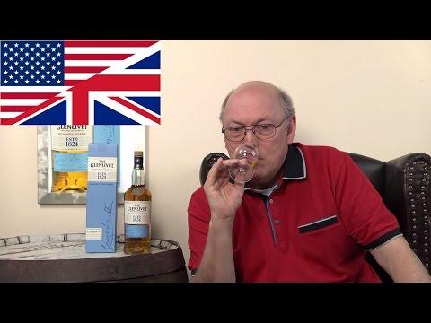 Whisky Review/Tasting: Glenlivet Founder´s Reserve