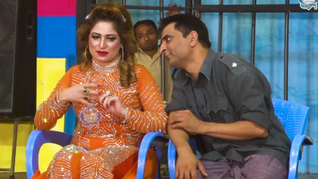 Best of Amjad Rana and Zulfi with Nadeem Chitta New  Stage Drama Comedy Clip 2020