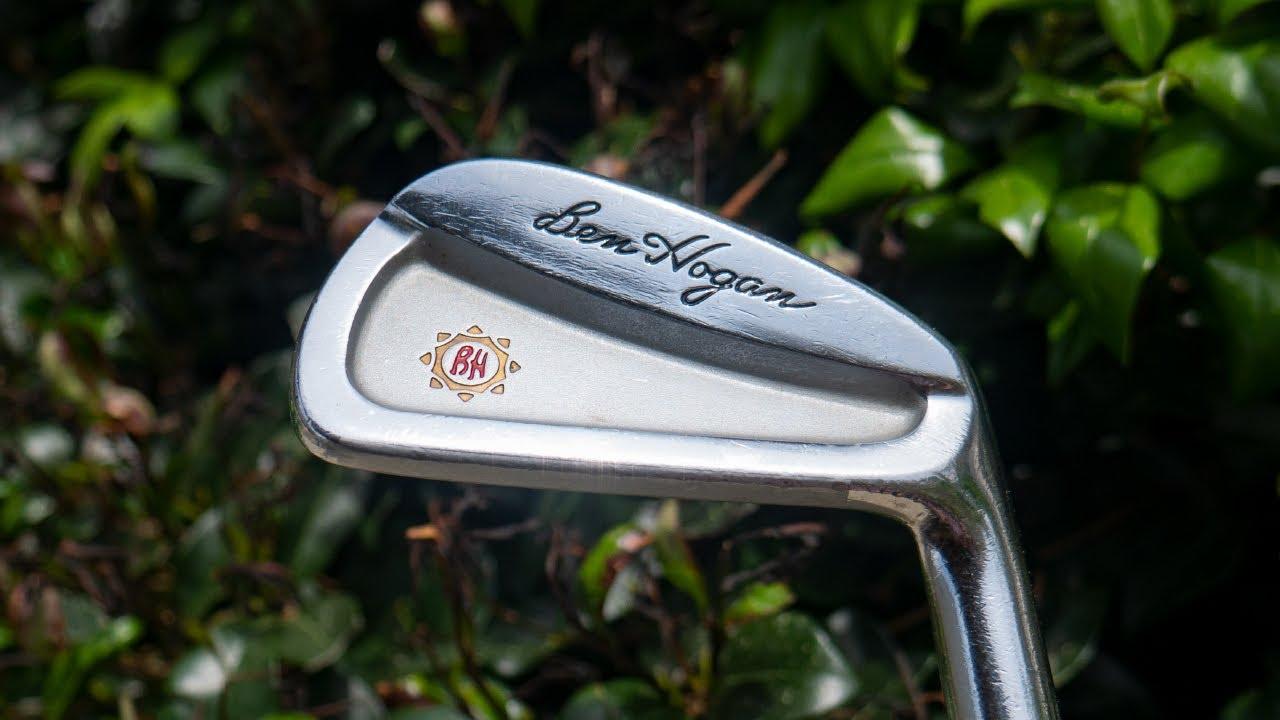 1999 Ben Hogan Apex Plus Irons - The Vintage Golfer