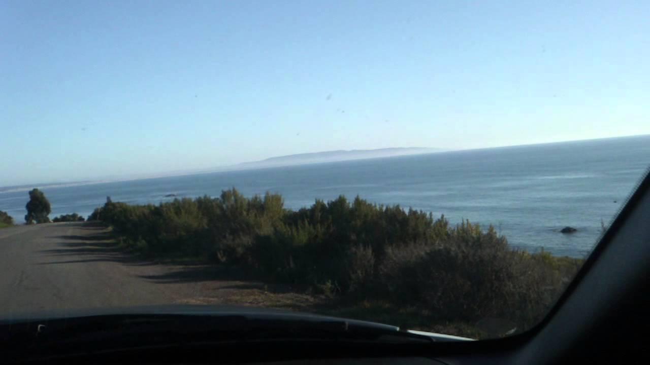 Pirates Cove Avila Beach, CA - YouTube