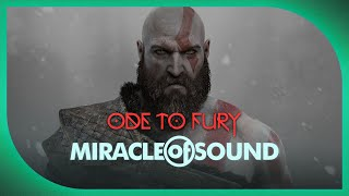 GOD OF WAR SONG - Ode To Fury by Miracle Of Sound (Viking/Nordic/Dark Folk Music)