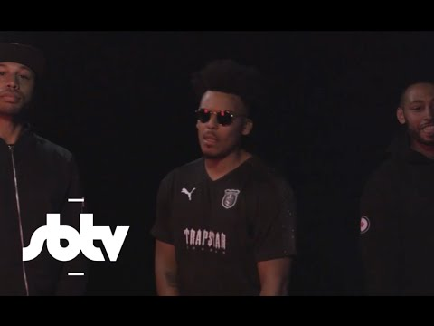 PAP (James Pyke, Rocket & Tee) | The Intent [Live Exclusive]: SBTV (4K)