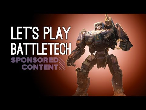 Let's Play BattleTech - GET 'EM, CUDDLES (Sponsored Content)