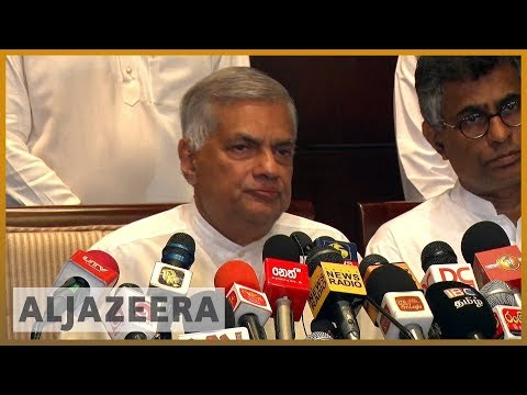 🇱🇰 Sacked Sri Lanka PM given 'deadline' to vacate residence