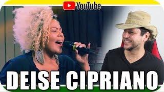 DEISE CIPRIANO DIVA BRASILEIRA - Fat Family Vocal Pop Cristão Gospel Soul R&B