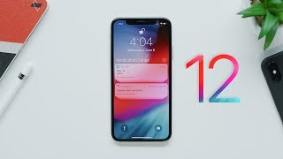 Top 5 iOS 12 Features! thumbnail