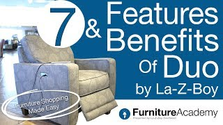 7 Features and Benefits of Duo by La-Z-Boy
