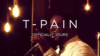 T-Pain: Officially Yours | NPR MUSIC FRONT ROW