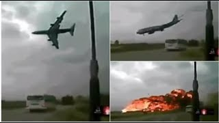 Ethiopia Airlines Flight 302 Crash - B737 MAX 8 - Crash right after takeoff