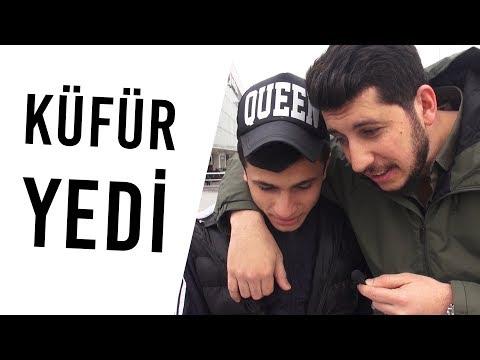 Sokakta ''SENİ SEVİYORUM'' Dedirttik (KÜFÜR YEDİ) - Sokak Röportajı