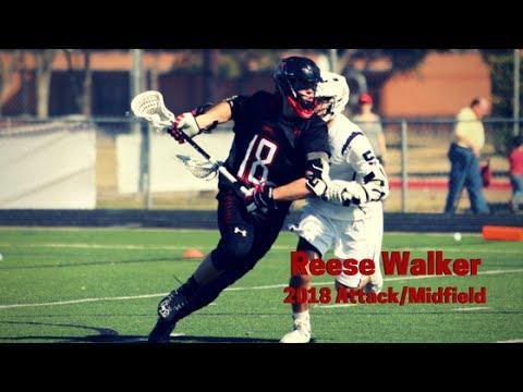 Reese Walker 2017 Spring Season