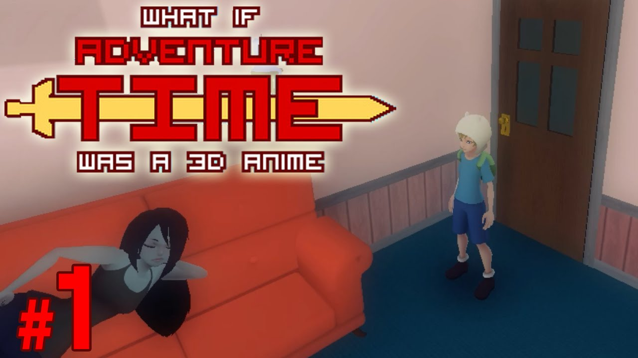 What if Adventure Time was a 3D Anime Game: Public Beta Demo Gameplay #1 [ No Commentary ]