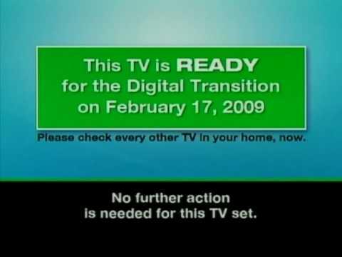Digital Transition Test Recording