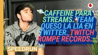 Speedrun 06/02: DrDisrespect, la polémica de Team Queso y Caffeine.tv