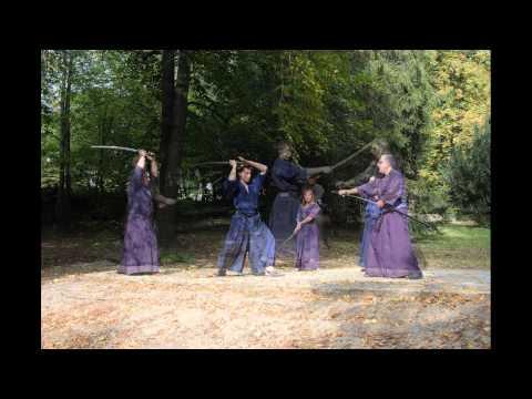Iaido, Kendo, arti marziali - Perosa, Parco E. Gay, 16-09-2012