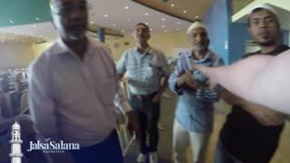 Jalsa Handshake #3 Mauritius 2016
