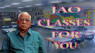 Baixar JAO Classes For You