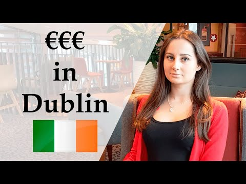 €1715/Month | COSTS OF LIVING in Dublin, Ireland