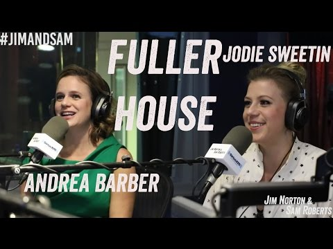 Jodie Sweetin & Andrea Barber - Fuller House, Child Actors,