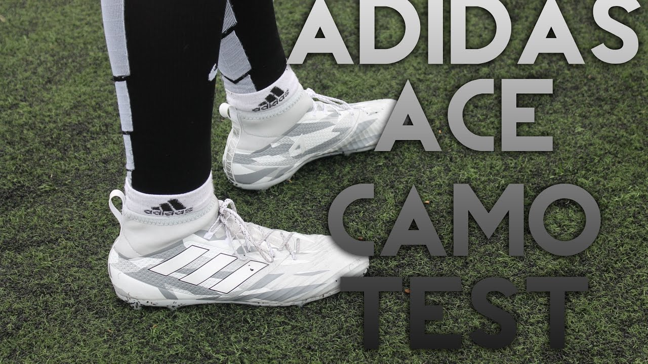 Testing The Adidas Camo Pack // Adidas Ace 17.2