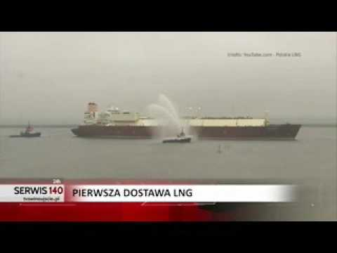 LNG carrier in Poland
