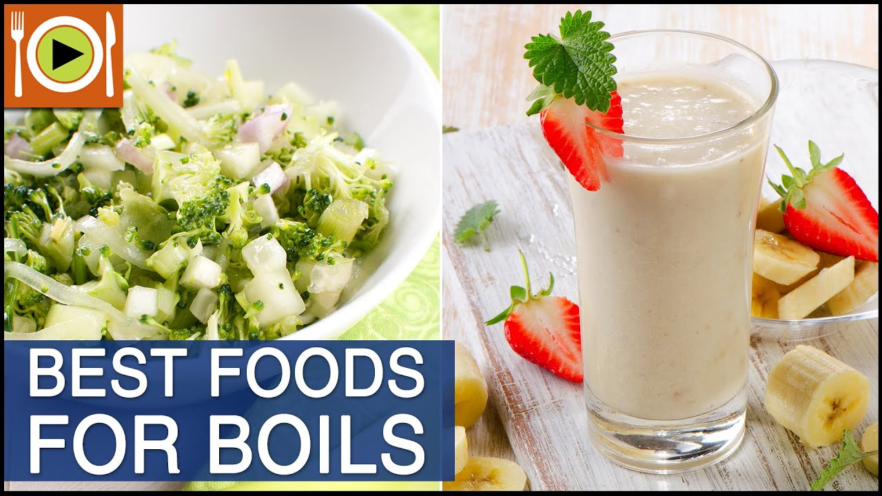 How to Get Rid of Boils | Foods & Healthy Recipes