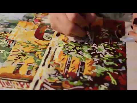 Paint by Numbers - Timelapse