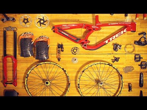 DREAM BUILD MTB - Trek Session 9.9 - Chicho Bike Shop